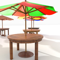 Beach Sun Umbrella (2)