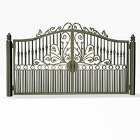 3d max gate