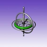 Gyroscope toy