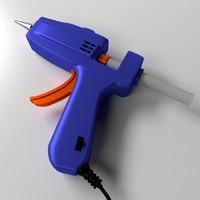 glue gun fbx
