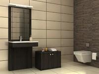 Bathroom Scene 2