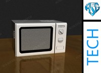 free max model microwave everyday scenes