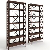 3d max folding etagere