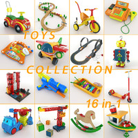 Toy Collection 16 in 1