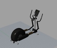 Cross Trainer Pro Fitness