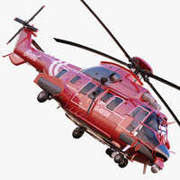 Bond Offshore Helicopters AS332L2