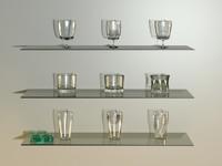 3d model designed materials