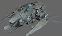 3ds max fireleaf superiority fighter
