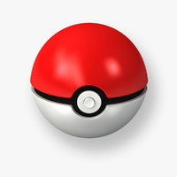 3d pokeball pokemon