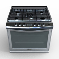 Whirlpool Stove WE9620S