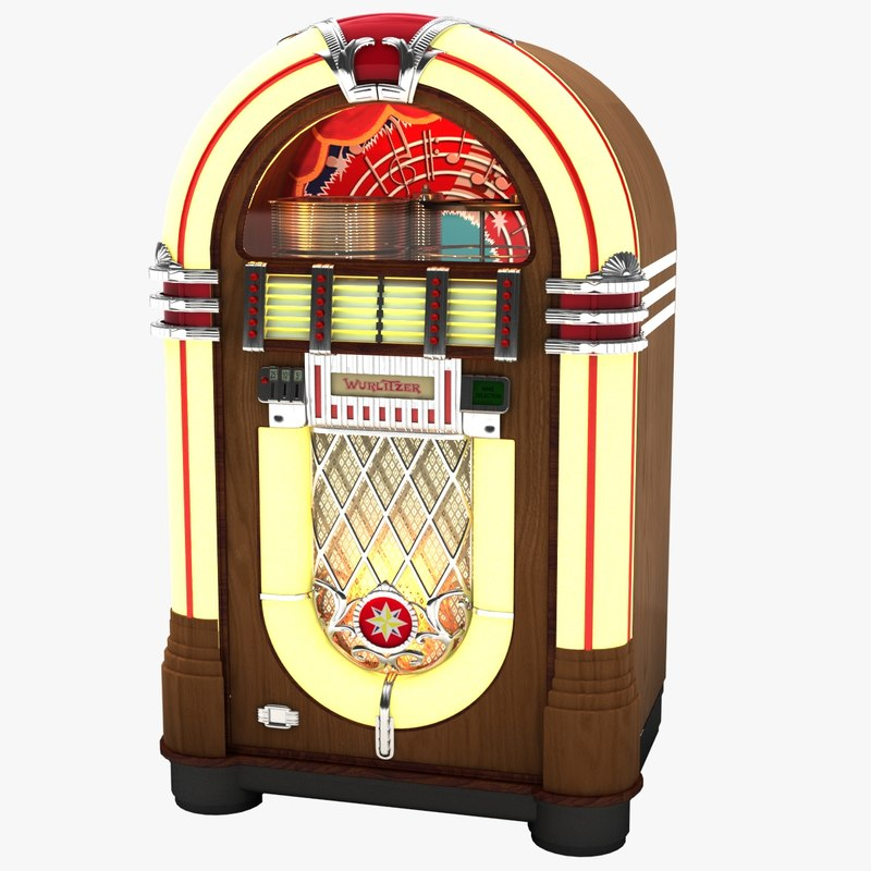 Recording Studio Jukebox