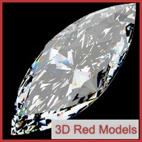 cut diamond fbx