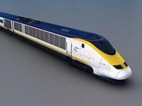Class 373 / TGV TMST - Eurostar