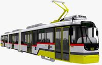 3ds max czech tram