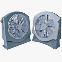 air floor fan lasko 3d max