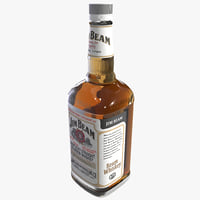 Jim Beam Bottle of Bourbon