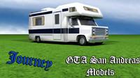 journey 3d model