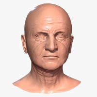 maya middle aged man