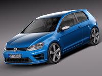 3d model 2013 2014 sport volkswagen