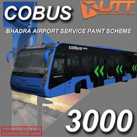 cobus 3000 bhadra 3d model