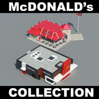fbx mcdonalds mc