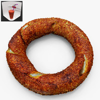 Turkish Bagel Simit