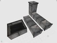 3d vintelation duct