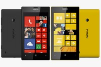 3d model nokia lumia 520 black