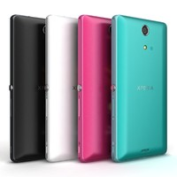 sony xperia zr colors 3d 3ds