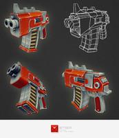 gun range 3d ma