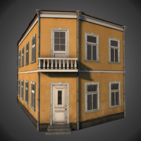 3d old neoclassical