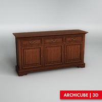 chest drawer 3d ma