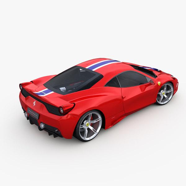Ferrari Speciale 458