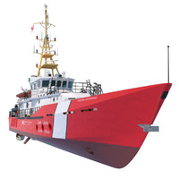 3d model hero class canadian coast guard