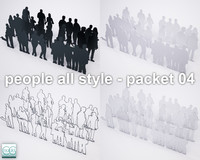 people all style - packet 04