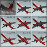 maya plane airberlin fleet