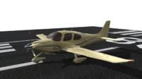 Cirrus Plane