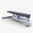 incline bench 3D models
