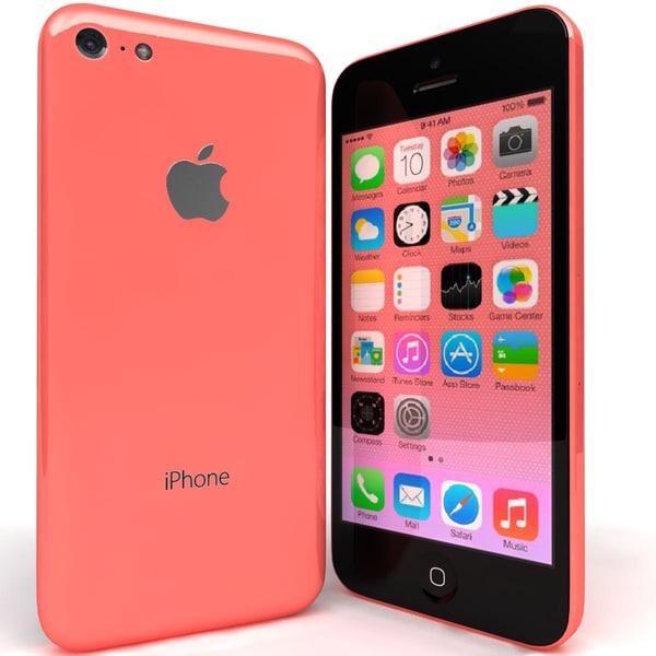 Iphone C Pink Gb