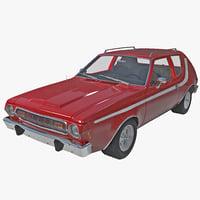 amc gremlin 1974 max