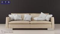3d model sofa mediterraneo