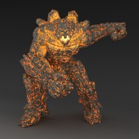 Golem Animated