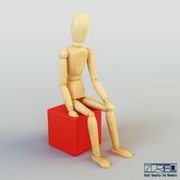 maya human figure ikea