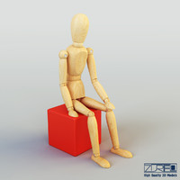 max human figure ikea