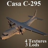 maya casa c-295 air
