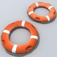 Life Ring/Preserver/Buoy