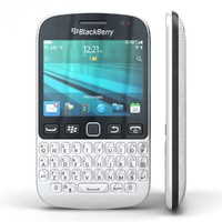 3d blackberry 9720 samoa white
