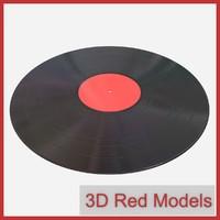 obj vinyl disc