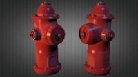 3d hydrant enviroments
