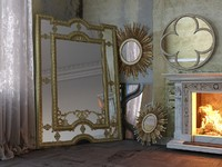 mirror provasi 3d model